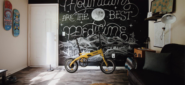 Freeel Bicicletas Eléctricas. Freeel Z03, la bicicleta creada a tu medida