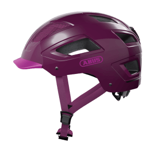 Casco Abus Hyban 2.0 Core Purple para bicicleta eléctrica Freeel Z03