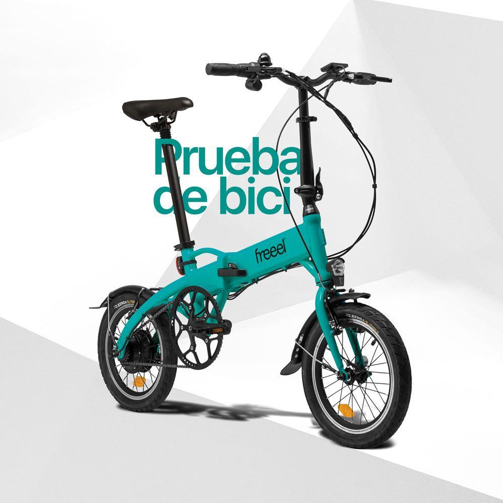 Reserva tu cita previa de atención personalizada en Freeel bicicletas eléctricas