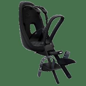 Sillita portabebés Yepp Nexxt Mini Negro para bicicleta eléctrica freeel Z03
