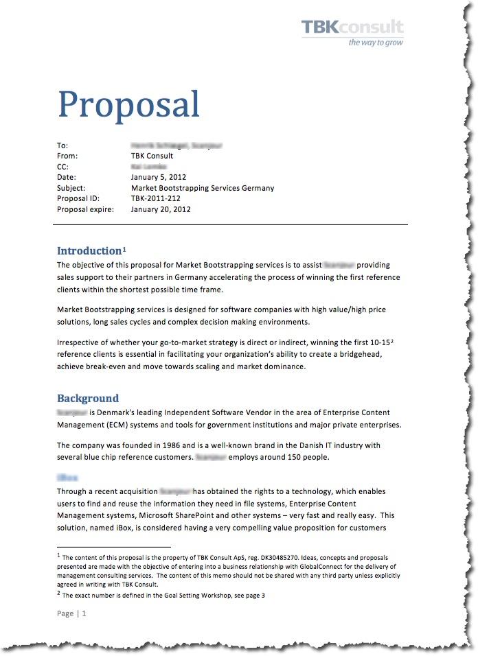 Cae Proposal  Tim's Free English Lesson Plans