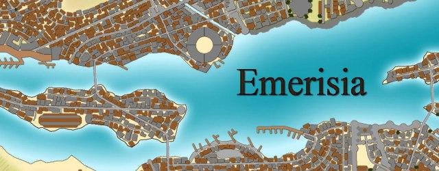 Fantasy Village Map 1