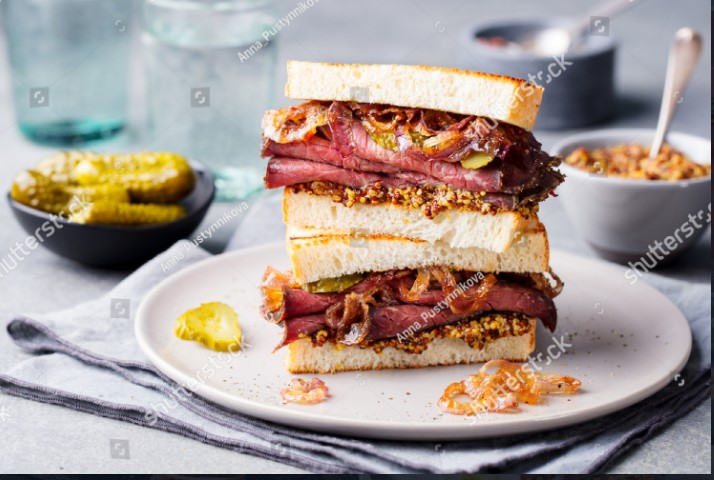 is pastrami a good source of protein?