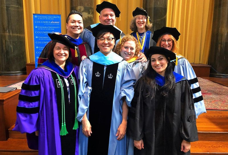 columbia university occupational therapy