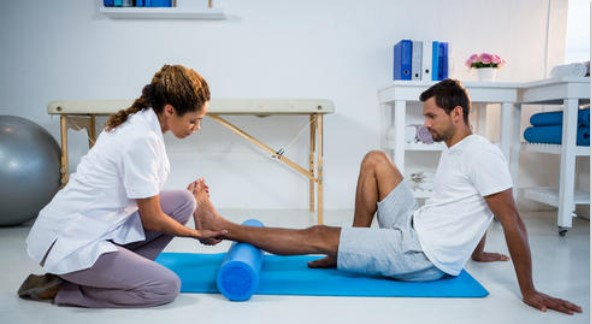 Is a physiotherapist a doctor?