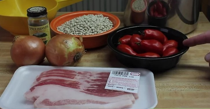 how to prepare navy beans step 5