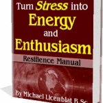 Turn Stress into Energy and Enthusiasm – Free Chapter