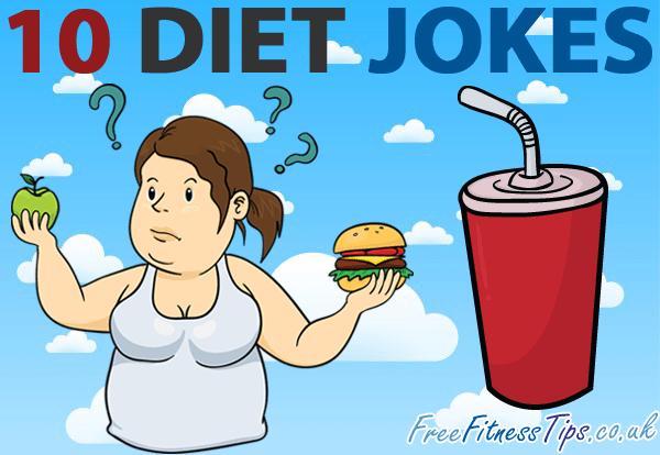 10 Diet Jokes