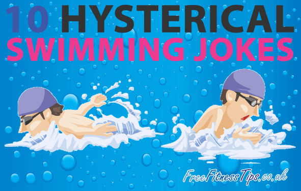 10 Hysterical Swimming Jokes