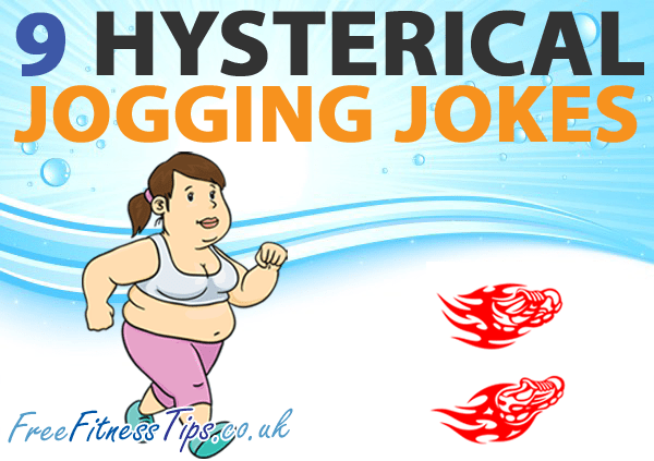 9 Hysterical Jogging Jokes