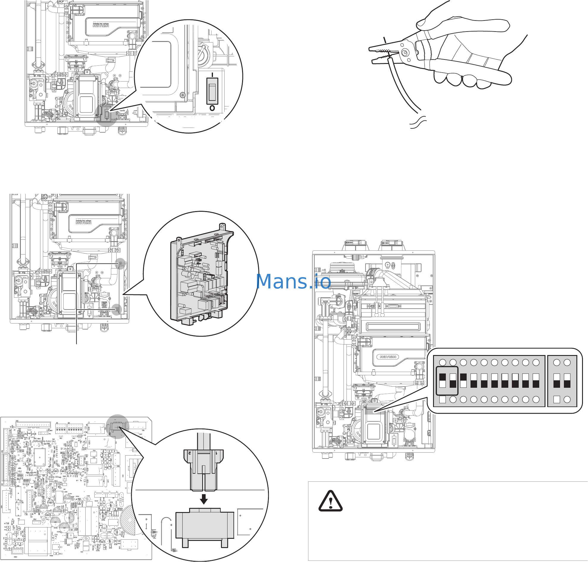 Kenmore water heater installation instructions