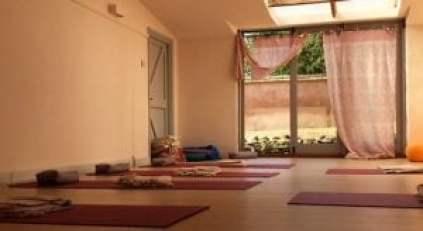 Mindfulness retreat yoga studio