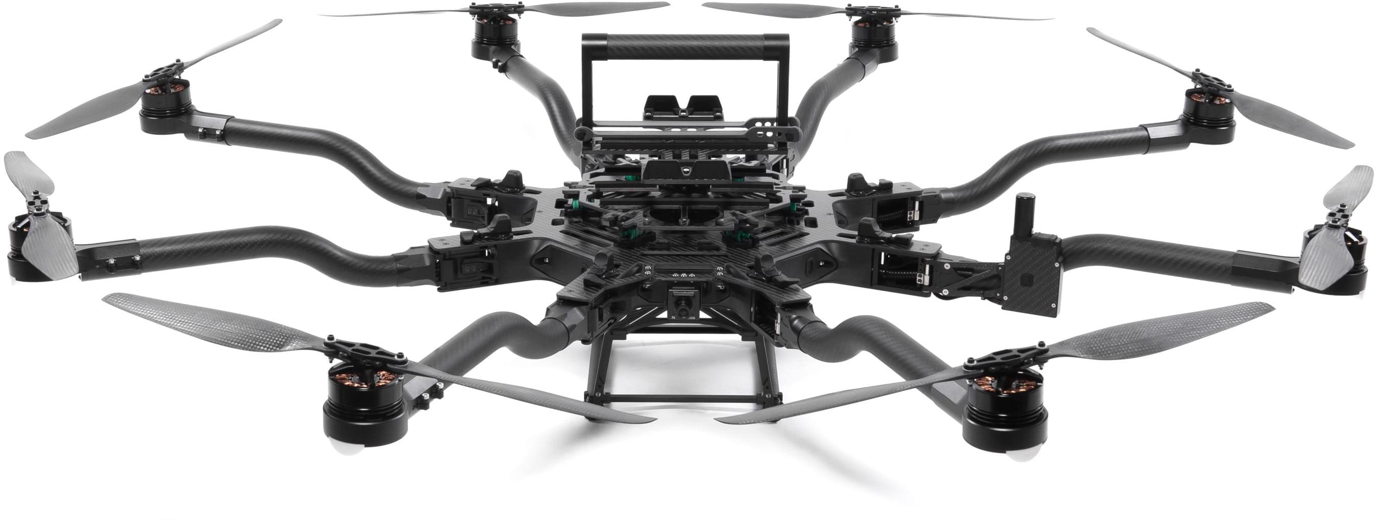 Freefly Alta 8 Specifications