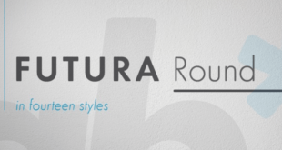 Futura Rounded Font 310x165 - Futura Round Font Family Free Download