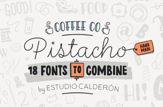 Pistachio Sans Font Family Free Download