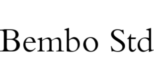 Bembo Font 310x165 - Bembo Std Font Free Download