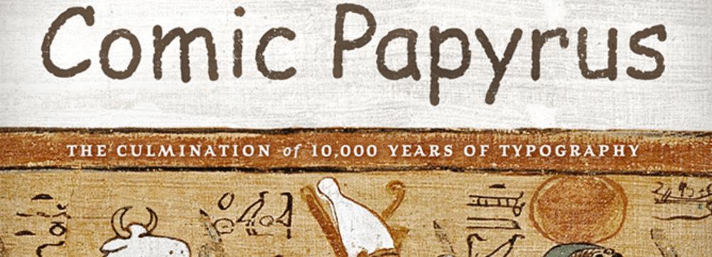 Papyrus let bold free font download.