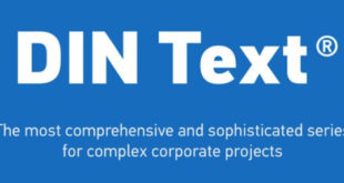 Din Text Compressed Pro Font 310x165 - Din Text Compressed Pro Font Family Free Download