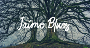 Jaime Blues 310x165 - Jaime Blues Font Free Download