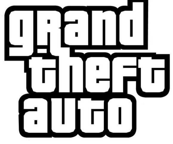Grand Theft Auto Font - Grand Theft Auto Font Free Download