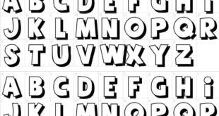 Toy Story Font 310x165 - Toy Story Font Free Download