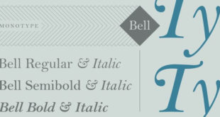 Bell MT Font 310x165 - Bell MT Font Free Download