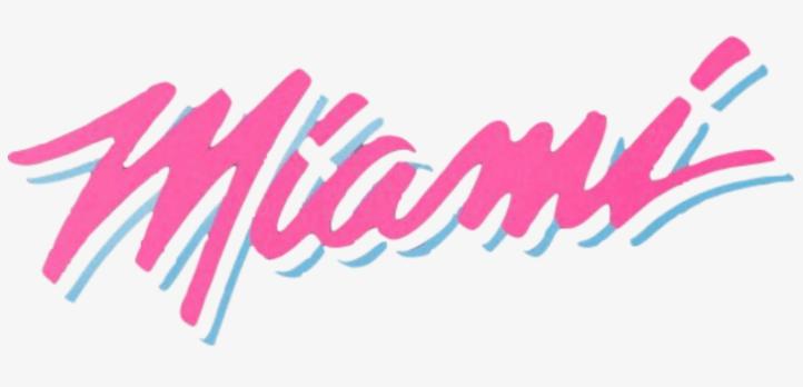 Miami Vice Font Free Download