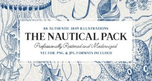 Nautical Font