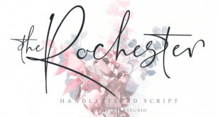 rochester 310x165 - The Rochester Font Free Download