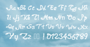 Dolphins Font