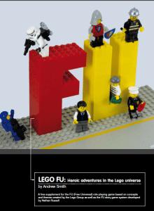 Lego FU - FU Hack