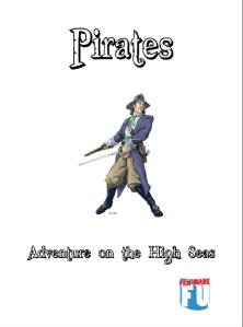 Pirates - FU Hack