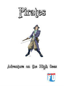Pirates - FU Hack