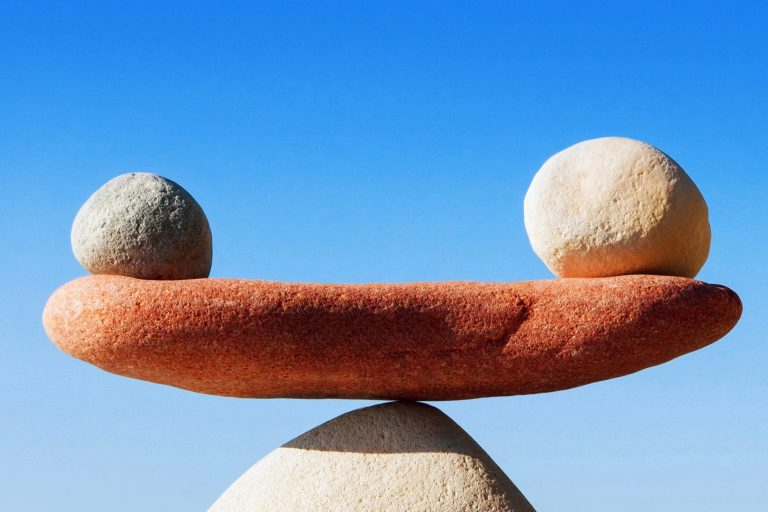 Relationships Are All About Balance Of Power…. And We Fight To Keep It
