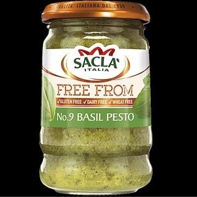 Sacla gluten-free information
