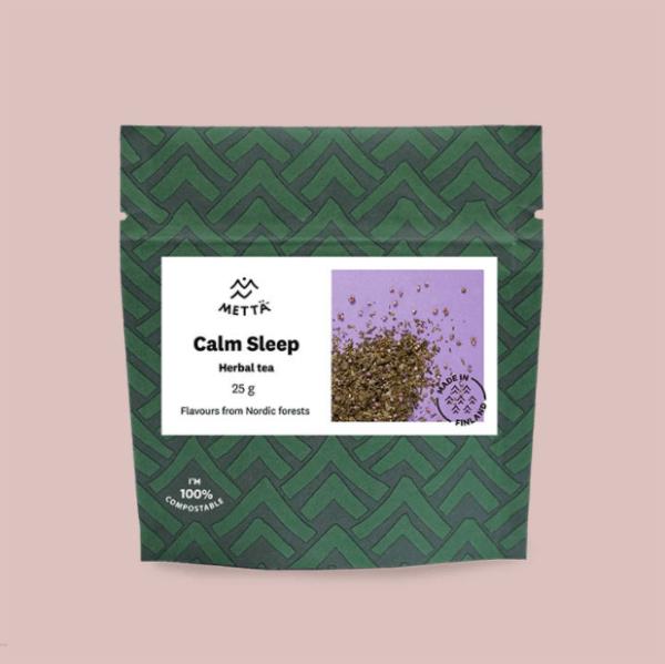 Calm Sleep Loose Leaf Tea