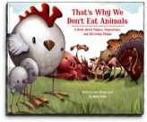 book cover for That's Why We DOn't Eat Animals