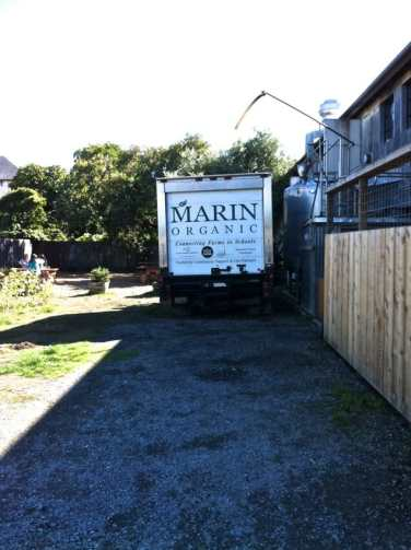 Marin Organic Truck
