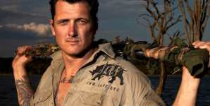 Damien Mander's Journey from Sniper to Animal Rights Activist