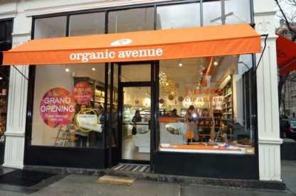 organic avenue upper-west-side store
