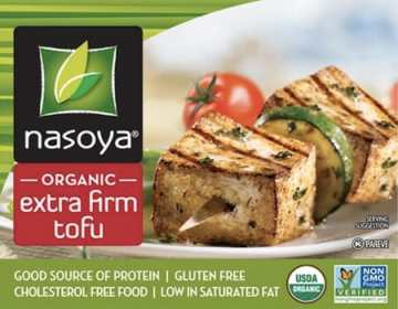 non-GMO tofu image, soy myths