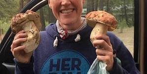 "Susana Romatz, former ""humane"" dairy farmer, now vegan cheese maker"