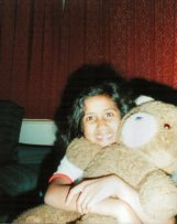 An irreplaceable bear that my father threw away to spite me.