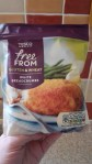 Tesco Free From breadcrumbs - ideal for my fish cake recipe