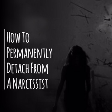 How to be with a narcissist