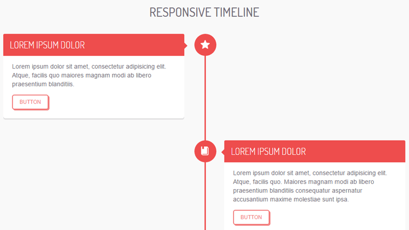 Demo Image: Timeline