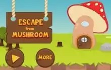 Escape The Mushroom Garden