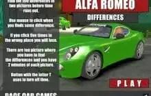 Alfa Romeo Differences
