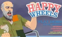 Happy Wheels Hacked