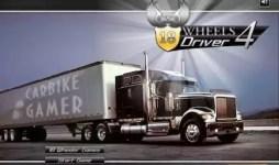 18 Wheels Driver 4